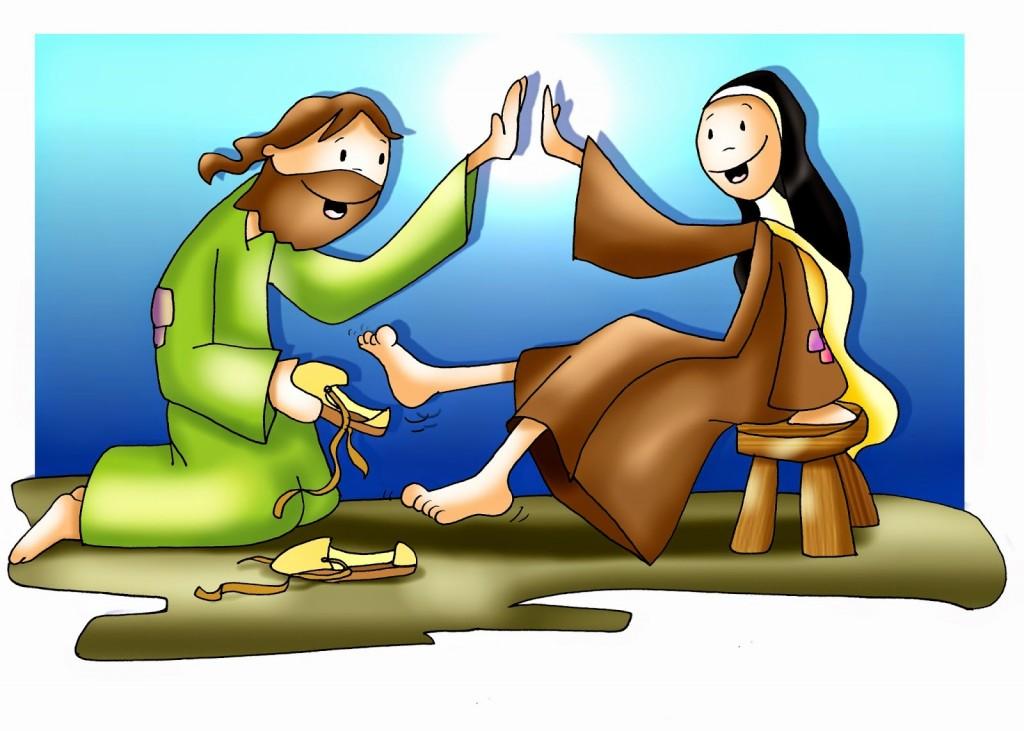 23 teresa descalzada por jesus color